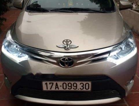 Bán ô tô Toyota Vios MT đời 2018, xe đẹp