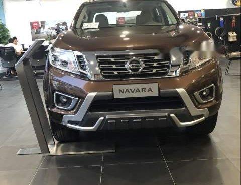 Bán Nissan Navara Premium VL năm sản xuất 2019, màu nâu