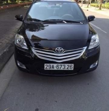 Bán Toyota Vios đời 2010, màu đen, tư nhân chính chủ