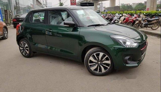 Bán Suzuki Swift Sport thể thao hoàn toàn mới, với thay đổi toàn diện về động cơ, khung gầm, nội ngoại thất