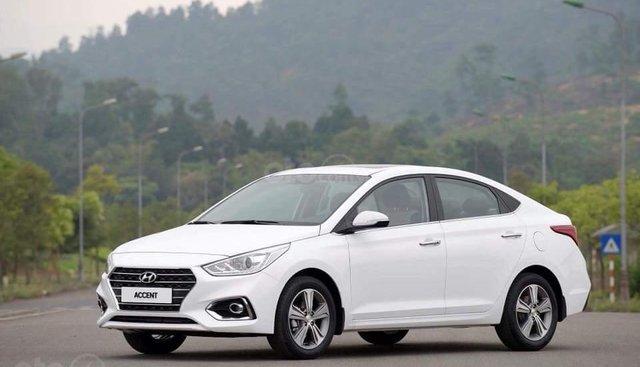 Hyundai Accent 2019, dòng xe hot nhất hiện nay, hỗ trợ giá tốt kèm khuyến mãi khủng, giao xe ngay