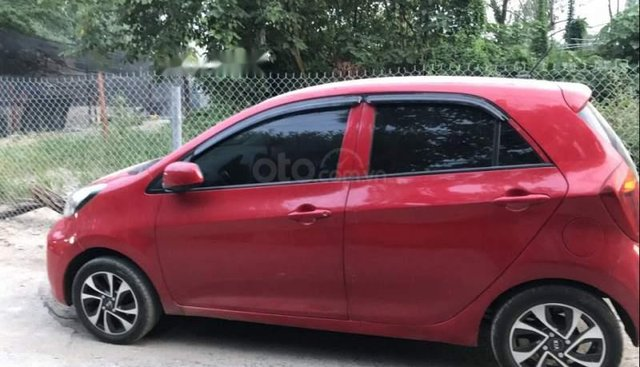 Cần bán xe Kia Morning sản xuất năm 2015, màu đỏ