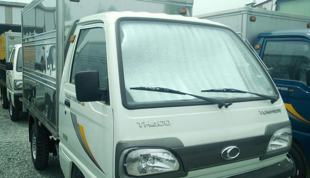 Xe 5 tạ Trường Hải, Thaco Towner800, hỗ trợ trả góp lên đến 70%, giao xe ngay trong tuần