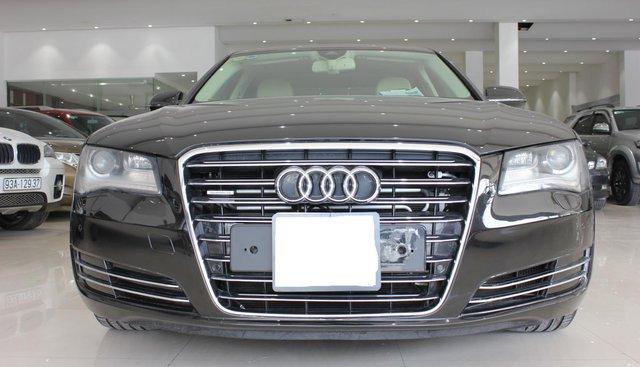 Bán xe Audi A8L date 2011, màu đen, giá 1tỷ750tr