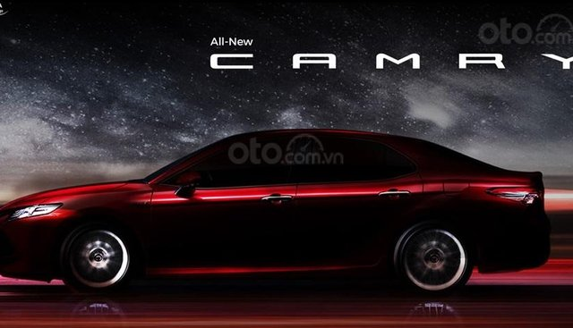 """Camry 2019 - """"Giải mã"""" sức hút, cơ hội sở hữu giá tốt nhất trong tháng 6"""