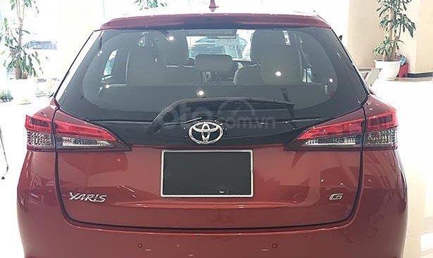 Bán Toyota Yaris 1.5G sản xuất năm 2019, màu đỏ, xe nhập