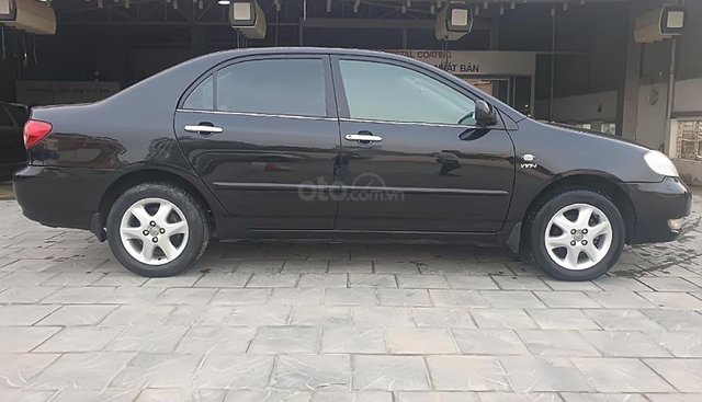 Bán xe Toyota Corolla altis 2005, màu đen