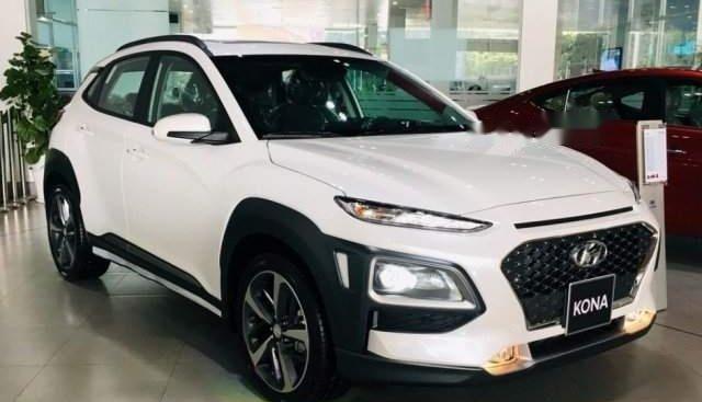 Cần bán Hyundai Kona năm sản xuất 2019, màu trắng, giá 699tr