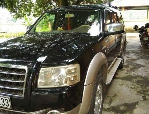 Cần bán lại xe Ford Everest 2008, nhập khẩu nguyên chiếc