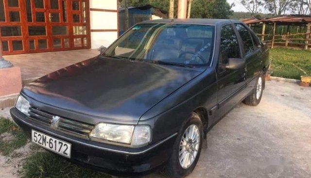 Bán Peugeot 405 sản xuất 1988, màu xám, xe nhập, giá chỉ 25 triệu