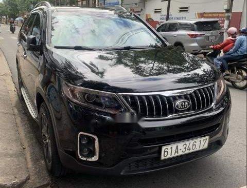 Cần bán lại xe Kia Sorento AT năm sản xuất 2017, nhập khẩu, chạy được 74000km