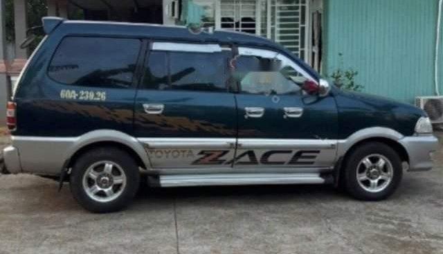 Cần bán Toyota Zace đời 2003 xe gia đình, 200 triệu