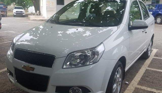 Bán Chevrolet Aveo LT số sàn 2018, BSTP