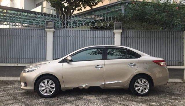 Bán Toyota Vios G 2015, biển số Hà Nội, chính chủ 1 chủ từ đầu