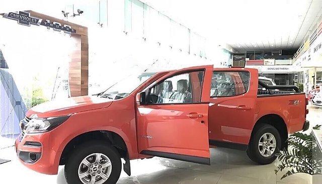 Bán ô tô Chevrolet Colorado LT 2.5L 4x2 MT đời 2019, màu đỏ, xe nhập