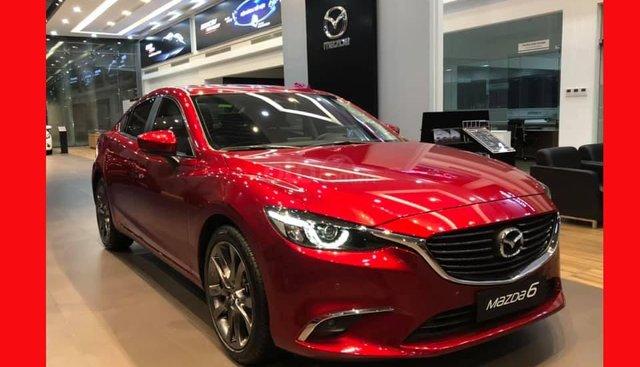 Bán Mazda 6 ưu đãi cực tốt, hỗ trợ trả góp với lãi suất hợp lý