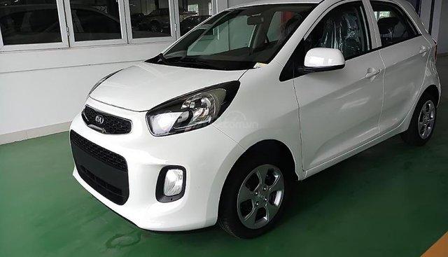 Bán ô tô Kia Morning năm 2019, màu trắng, giá tốt