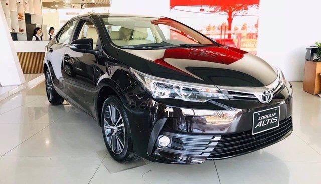 Bán Corolla Altis giá cực tốt, hỗ trợ phí trước bạ lên đến 40 triệu đồng, liên hệ 0907 044 926 để được tư vấn