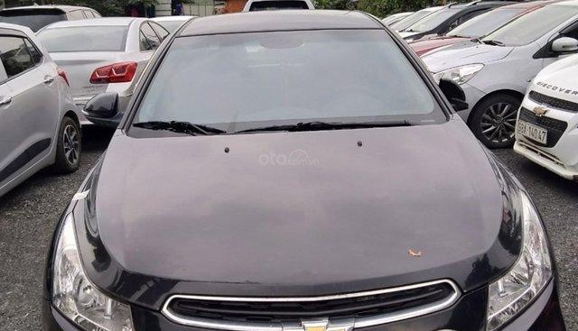Ngân hàng bán đấu giá xe Chevrolet Cruze số sàn đời 2017, màu đen mới 95%, 358 triệu