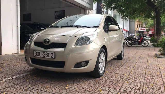 Xe Toyota Yaris 1.3 AT 2009, nhập khẩu