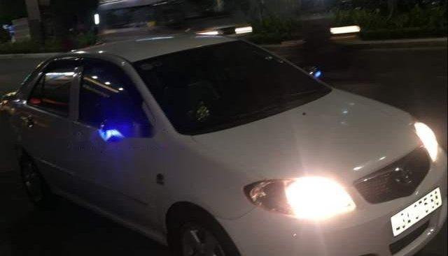 Bán Vios màu trắng, số sàn, đời cuối 2007, đầu 2008, xe còn rất mới
