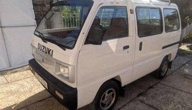Cần bán gấp Suzuki Super Carry Van đời 2000, màu trắng