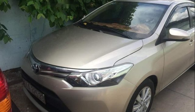 Cần bán Toyota Vios G, sản xuất tháng 12/2016