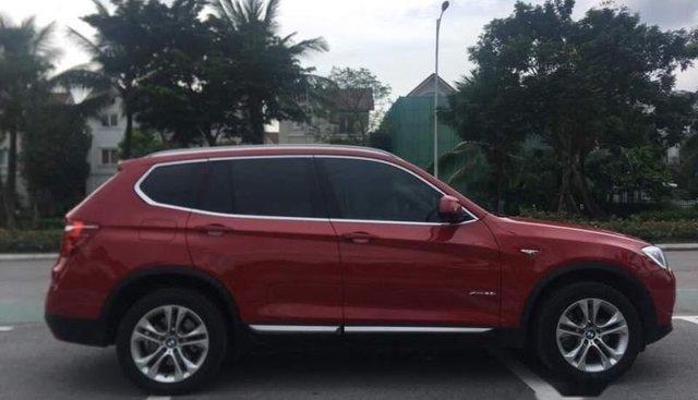 Bán xe BMW X3 với thiết kế sang trọng, nhập khẩu nguyên chiếc chính hãng từ USA