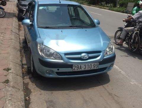 Bán Hyundai Getz 1.1MT đời 2008, nhập khẩu nguyên chiếc từ Hàn Quốc