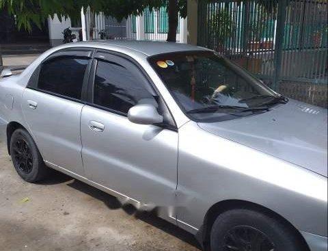 Cần bán gấp Daewoo Lanos đời 2002, màu bạc, giá rẻ