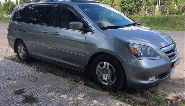 Bán ô tô Honda Odyssey sản xuất 2007, màu xám, xe đẹp