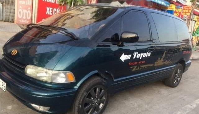 Bán Toyota Previa 2.4 AT sản xuất năm 1996, đăng ký lần đầu 2005