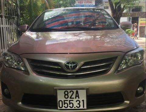 Cần bán gấp Toyota Corolla Altis đời 2013, đăng ký 2014, số sàn, máy zin