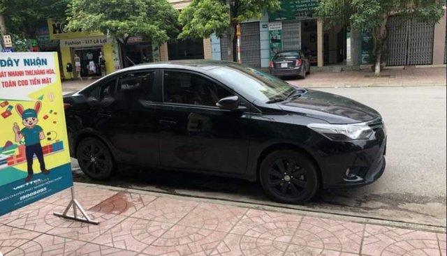 Cần bán Toyota Vios G sản xuất 2017, xe đi 4 vạn 5