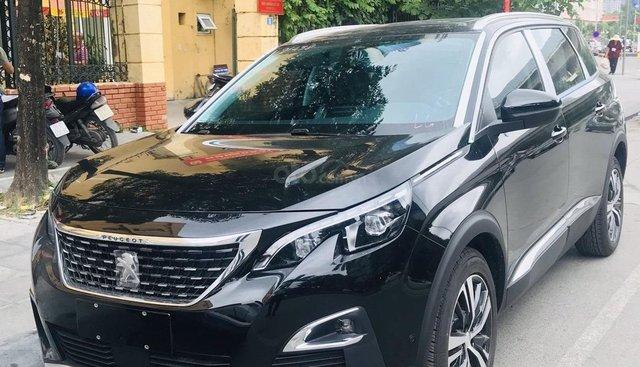 Cần bán Peugeot 3008 năm sản xuất 2019, màu đen