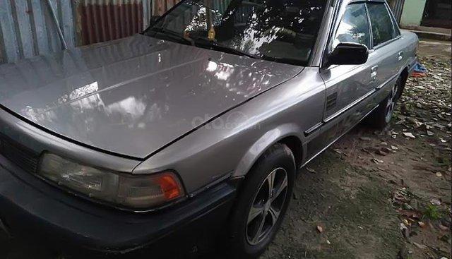 Bán Toyota Camry 1990, màu xám, xe nhập