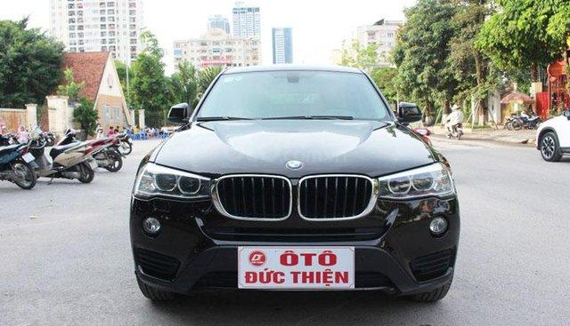 Cần bán lại xe BMW X3 xDrive20i sản xuất 2015, màu nâu, nhập khẩu nguyên chiếc chính chủ