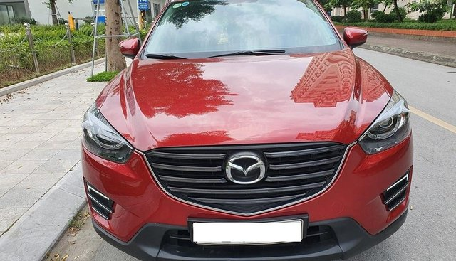 Mazda Cx-5 Facelift 2.5AT 1 cầu màu đỏ sản xuất 2017. Đăng ký tên tư nhân
