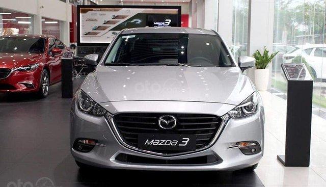 Xe Mazda 3 sx 2019 giá ưu đãi tháng 6
