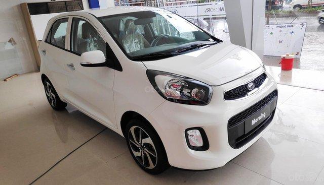 Kia Morning - giảm giá trực tiếp + tặng bảo hiểm xe + tặng phụ kiện - liên hệ PKD Kia Thảo Điền 0961.563.593