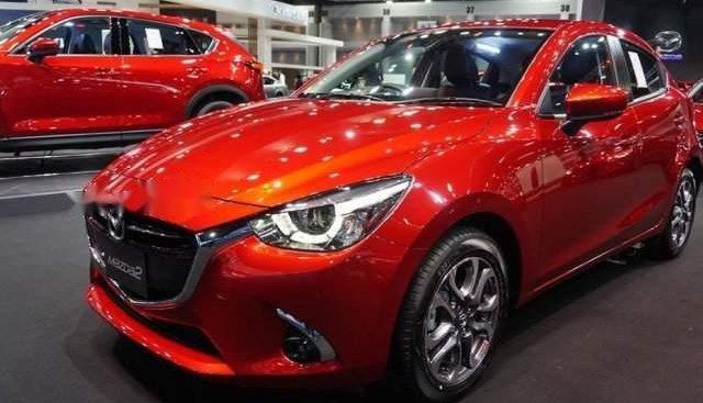 Mazda Biên Hoà bán Mazda 2 đời 2019, màu đỏ, xe nhập, 560tr