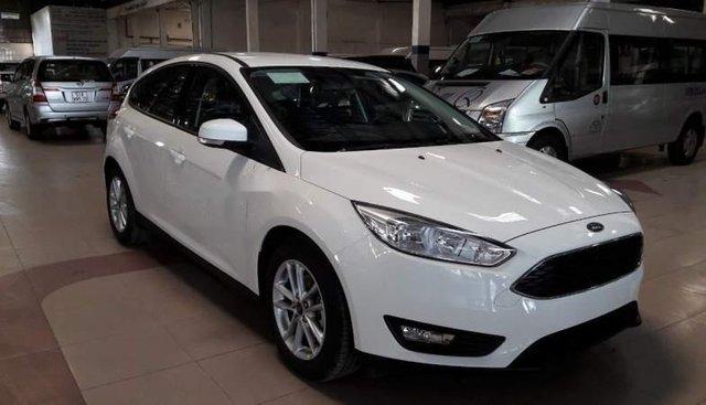 Bán xe Ford Focus đời 2019, màu trắng. Ưu đãi hấp dẫn