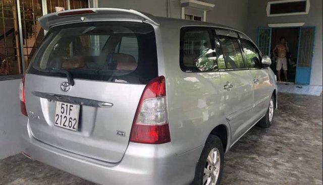 Bán Toyota Innova sản xuất năm 2006, màu bạc, nhập khẩu