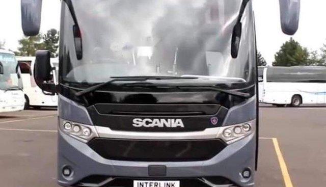 Bán xe bus 47 chỗ SCANIA A50 2019, nhập Châu Âu