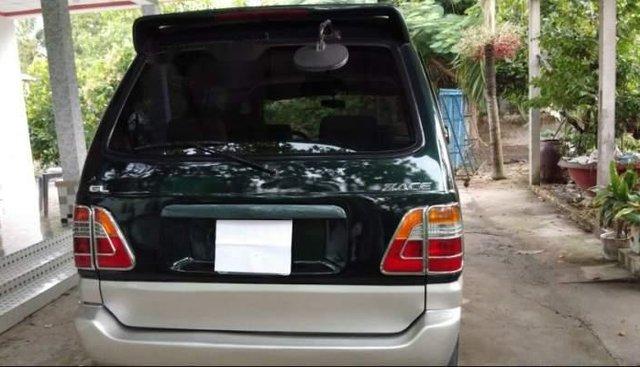 Bán xe Toyota Zace GL năm sản xuất 2001, nhập khẩu nguyên chiếc