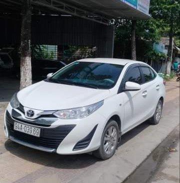 Bán ô tô Toyota Vios năm 2019, màu trắng, xe zin 100%