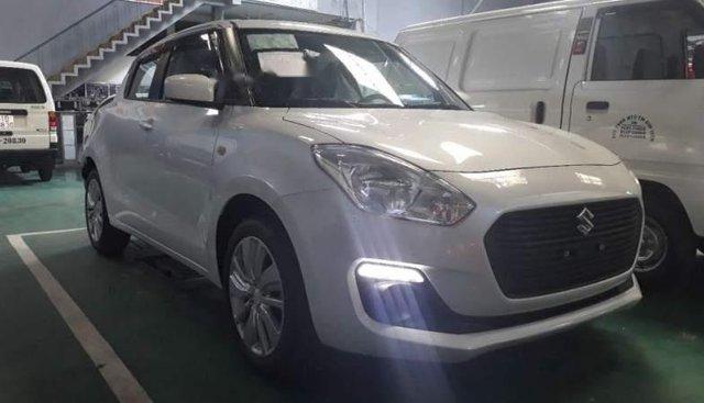 Cần bán Suzuki Swift sản xuất 2019, màu trắng, nhập khẩu, 459tr