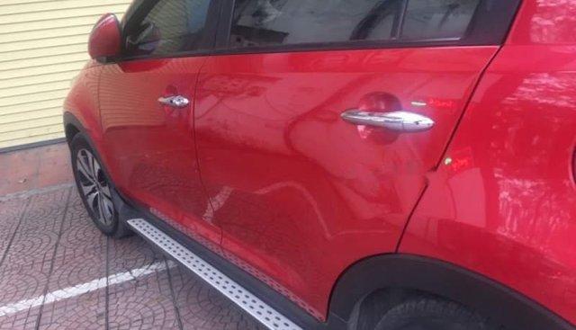Bán xe Kia Sportage 2.0AT 2012, màu trắng, số tự động, xe nhập khẩu Hàn Quốc, đăng kí tên tư nhân