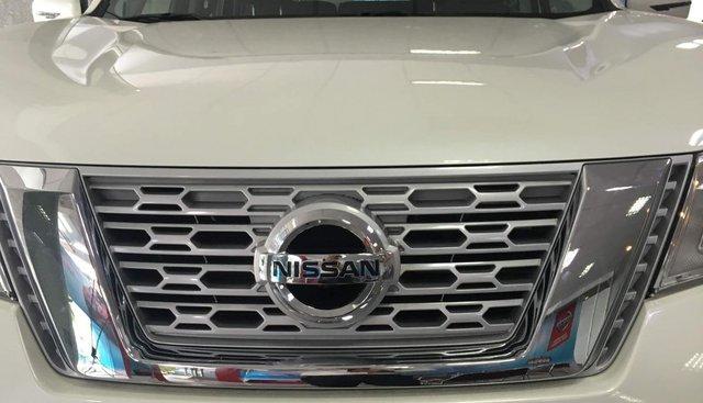 Bán Nissan Terra E sản xuất 2019, màu trắng, xe nhập