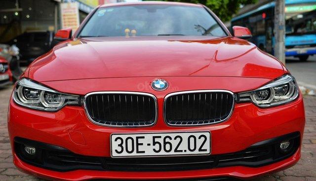 Bán ô tô BMW 3 Series full 2016, xe nhập